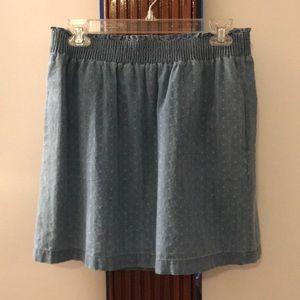 NWOT J. Crew Sidewalk Skirt